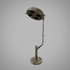 Old Operating Theatre Spotlight 3D Model