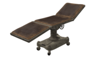 Old Operating Table 3D Model