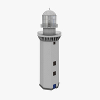 Light House Doobskiy 3D Model