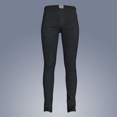 Men's Pants 3D Model