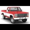 02 43 30 589 generic pickup truck 7 render3 4