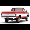 02 43 49 821 generic pickup truck 7 render4 4
