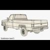 02 56 54 943 generic pickup truck 7 render21 4