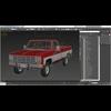 02 57 55 714 generic pickup truck 7 render23 4
