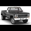 03 26 32 416 generic pickup truck 8 render3 4