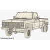 03 32 14 942 generic pickup truck 8 render13 4