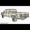 04 33 44 311 generic pickup truck 9 render20 4