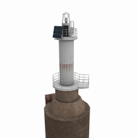 Light House Sudzhukskiy 3D Model