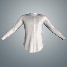 Men's Shirt 3D Model