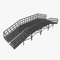 Estacade 3D Model