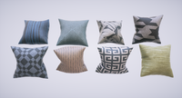Pillow Pack 3D Model