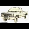 21 09 33 570 generic pickup truck 4 render20 4