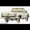 21 13 43 80 generic pickup truck 4 render23 4