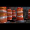 22 07 26 607 3d orange traffic drum barrier 05 4