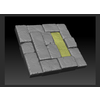 22 20 05 378 3d stone wall tiles boney toes zbrush 03 4