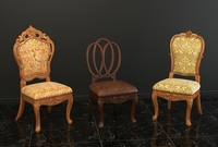 Classic Chair 2 3D Model