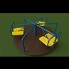07 21 59 640 playground carousel lc  01 4