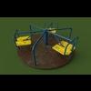 07 21 59 896 playground carousel ld  01 4