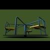 07 21 59 994 playground carousel ld  03 4