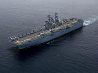 USS LHA-7 Tripoli 3D Model