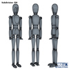 18 19 10 478 human figure from ikea wireframe 0000 4