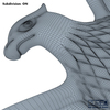 18 47 28 524 chrome eagle wireframe 0006 4