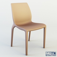Hidra Chair 3D Model