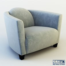 Nobi Chair 3D Model