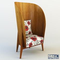 Kyle Chair 3D Model