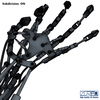 10 57 16 667 robotic hand wireframe 0008 4