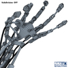 10 57 16 772 robotic hand wireframe 0009 4