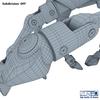 10 57 22 213 robotic hand wireframe 0021 4