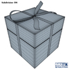 11 34 13 760 gift box wireframe 0000 4