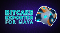 BitCake Exporter - a Game Animation plugin 1.0.1 for Maya (maya script)