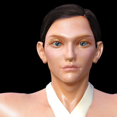 Miranda (Fake Muscle Rig Maquette) 5.0.0 for Maya