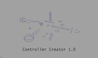 Controller Creator 1.0.0 for Maya (maya script)