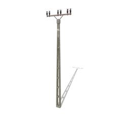 Electricity Pole 2 3D Model