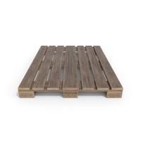 Wooden Pallet 1 3D Model