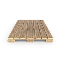 Wooden Pallet 3 3D Model