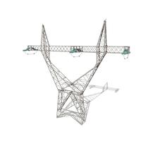 Electricity Pole 4 3D Model