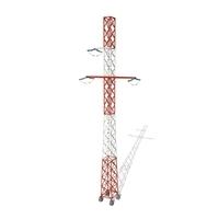 Electricity Pole 16 3D Model
