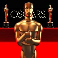 Oscar statuette 3D Model