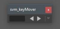svm_keyMover 0.0.2 for Maya (maya script)