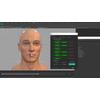 Tuna Facial Auto Rigging 1.2.0 for Maya (maya script)
