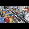 Low Poly City Mega Pack v3.0 3D Model