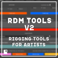RdM Tools V2// Commercial License 2.0.0 for Maya (maya script)