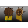 05 40 24 118 unreal unity 3d aztec shields mexico game art 4 4