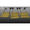 22 23 03 592 unreal unity 3d 3tier hanging sign game art 10 4