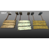 22 23 07 388 unreal unity 3d 3tier hanging sign game art 9 4