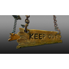 23 13 49 2 main unreal unity 3d keep out handing wooden sign game art 4